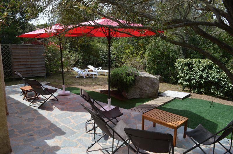 Jardin Location Villa 40852 Porto Vecchio