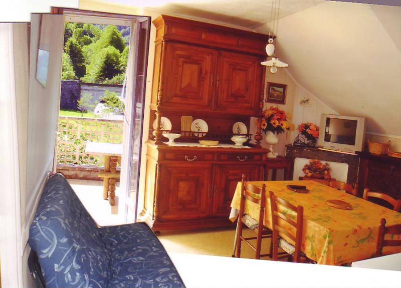 Salle à manger Location Appartement 4086 Cauterets