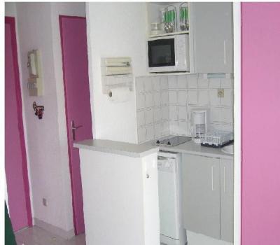 Coin cuisine Location Appartement 40866 Cap d'Agde