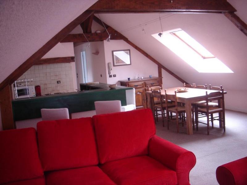Séjour Location Appartement 40885 Saint Lary Soulan
