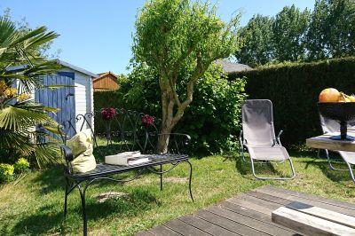 Jardin Location Gite 40949 Hauteville-sur-Mer