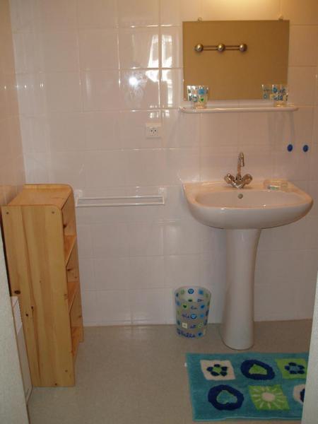 salle de bain Location Appartement 4098 Cauterets
