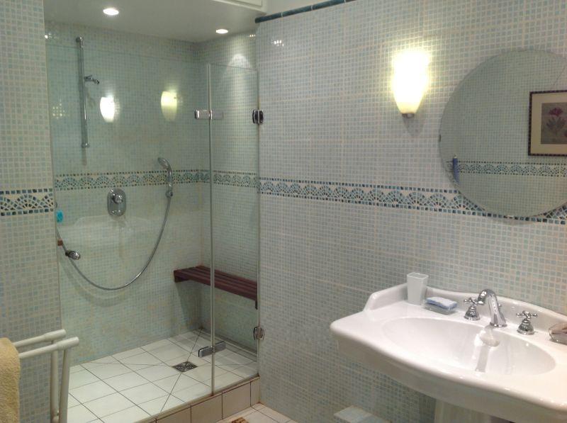 Salle d'eau Location Appartement 4136 Font Romeu