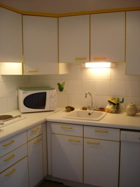 Cuisine indépendante Location Appartement 4136 Font Romeu