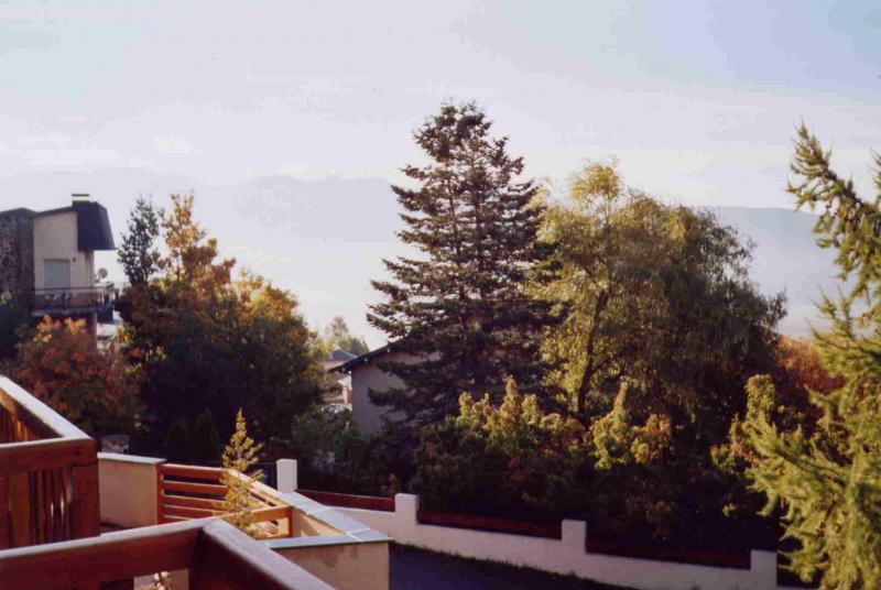 Vue du balcon Location Appartement 4138 Font Romeu