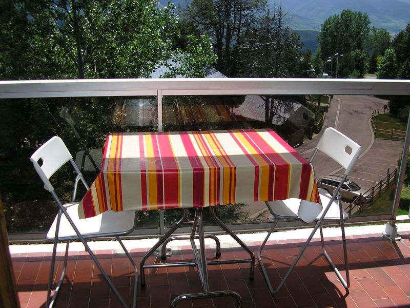 Terrasse Location Appartement 4157 Font Romeu