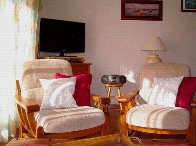 Salon Location Appartement 4169 Font Romeu