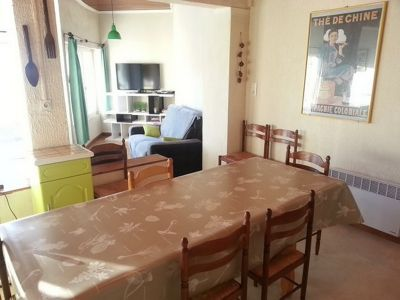 Salle à manger Location Appartement 4172 Font Romeu