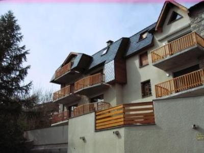 Vue extérieure de la location Location Appartement 4177 Font Romeu