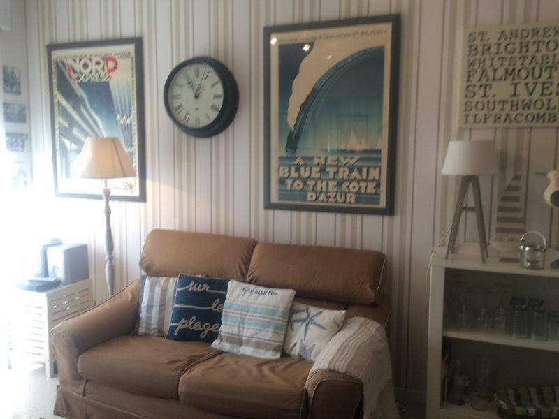 Séjour Location Appartement 41805 Wissant