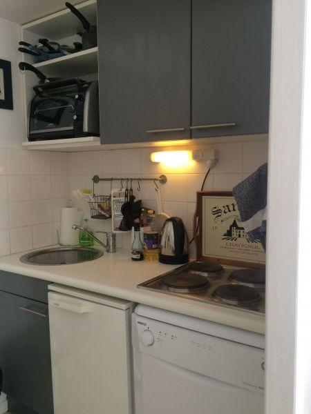 Cuisine américaine Location Appartement 41805 Wissant