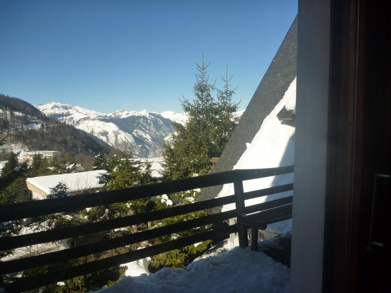 Balcon Location Chalet 4187 Gourette