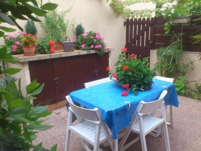 Vue de la terrasse Location Villa 41913 Le Grau du Roi