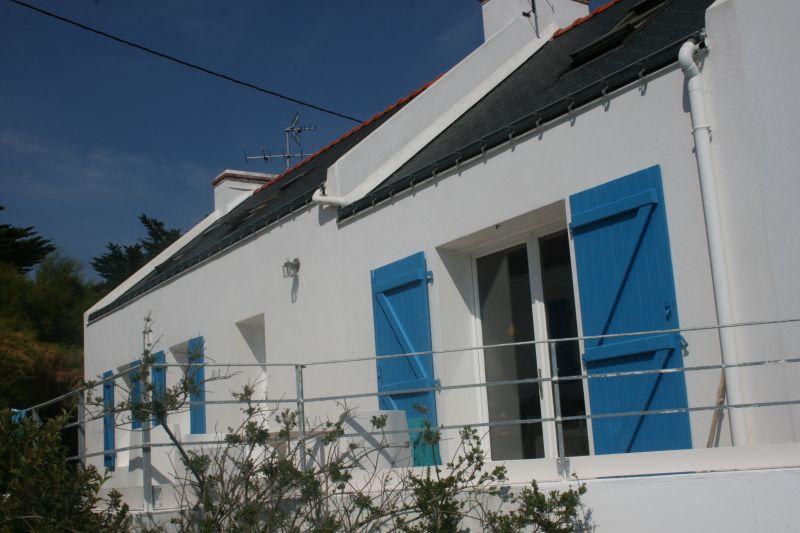 Vue extérieure de la location Location Maison 41992 Le Palais