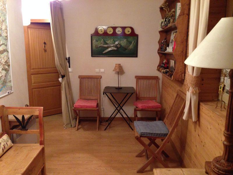 Entrée Location Appartement 42 Alpe d'Huez