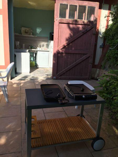 Cuisine d'été Location Maison 42353 Villers sur Mer