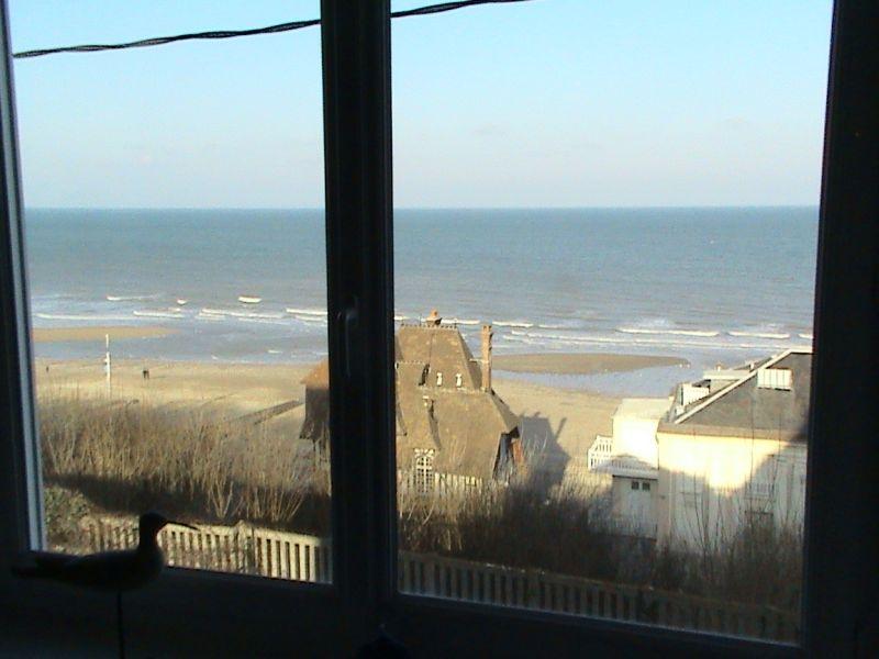 Vue depuis la location Location Maison 42353 Villers sur Mer
