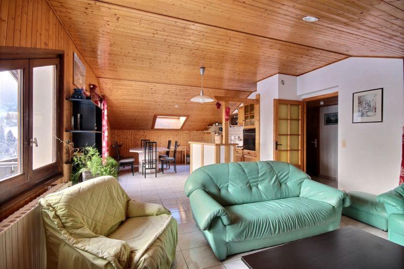 Salon Location Appartement 42356 Saint Jean d'Aulps- La Grande Terche