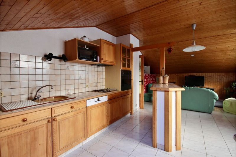 Cuisine américaine Location Appartement 42356 Saint Jean d'Aulps- La Grande Terche