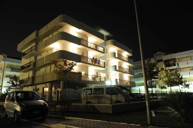 Vue depuis la location Location Appartement 42623 Tortoreto