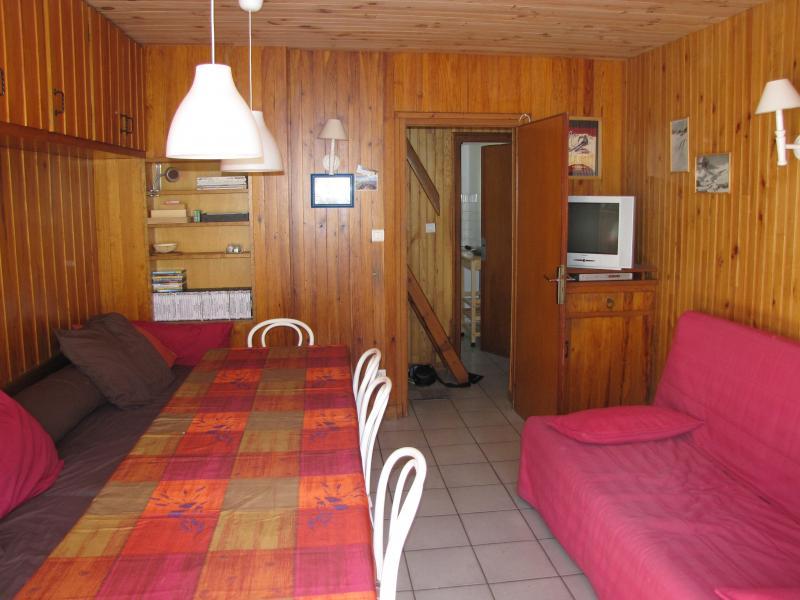 Salle à manger Location Appartement 4287 La Mongie
