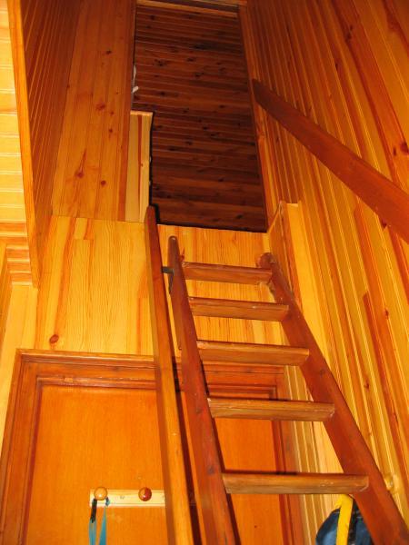 Couloir Location Appartement 4287 La Mongie