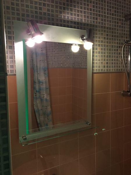 salle de bain Location Studio 4288 La Mongie