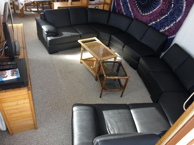 Salon Location Appartement 4314 La Mongie