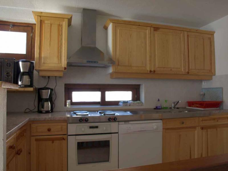 Cuisine américaine Location Appartement 4314 La Mongie