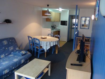 Salon Location Appartement 4329 La Mongie