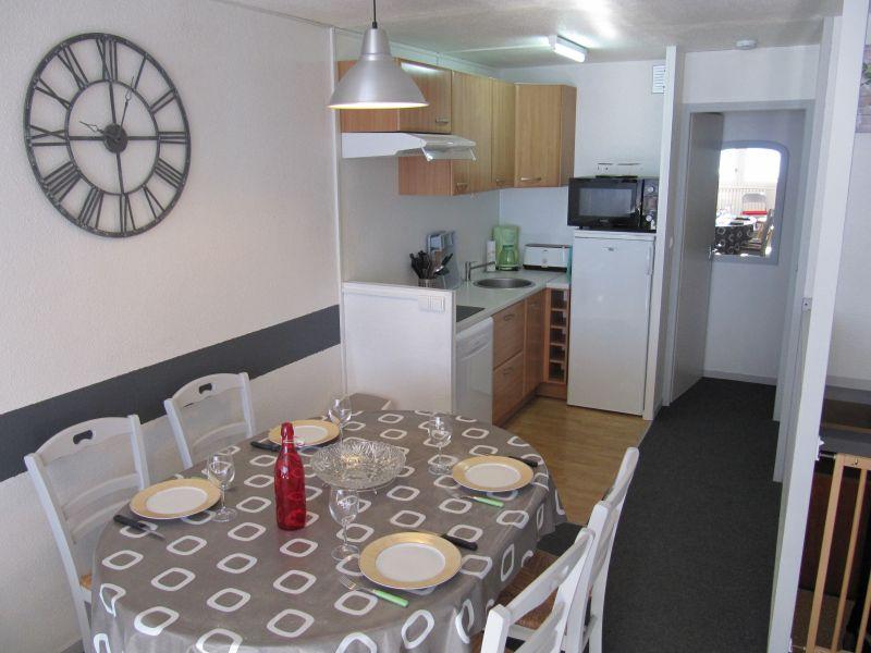 Coin cuisine Location Appartement 4329 La Mongie