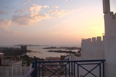 Vue de la terrasse Location Maison 43303 Essaouira