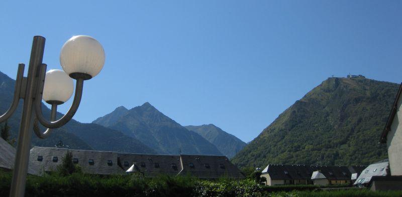 Vue depuis la location Location Appartement 4397 Saint Lary Soulan