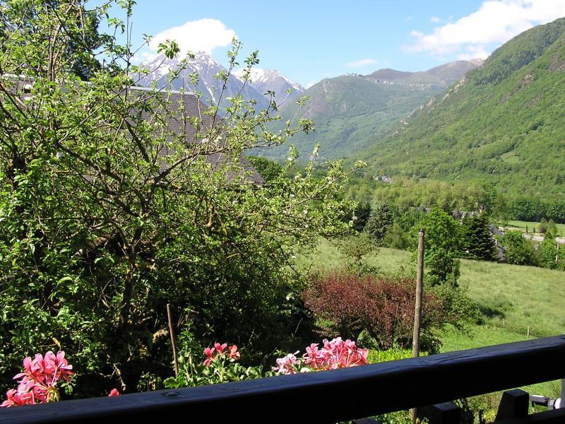 Vue depuis la location Location Appartement 4408 Saint Lary Soulan