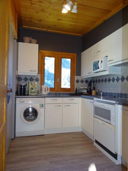 Cuisine indépendante Location Chalet 44318 Pralognan la Vanoise