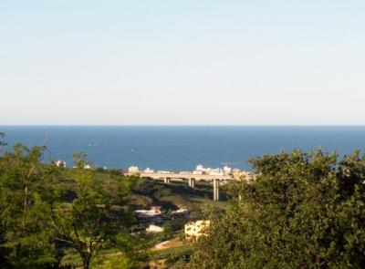 Vue du balcon Location Appartement 44336 San Benedetto del Tronto
