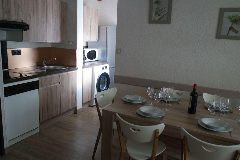 Salle à manger Location Appartement 4439 Saint Lary Soulan