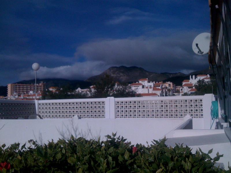 Vue de la terrasse Location Appartement 44794 Torremolinos