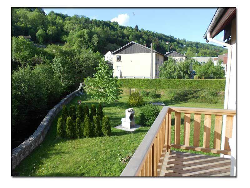 Balcon Location Appartement 4526 La Bresse Hohneck