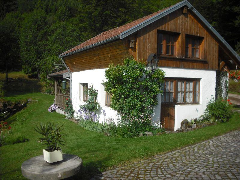 Vue extérieure de la location Location Chalet 4531 La Bresse Hohneck