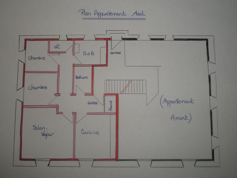 Plan de la location Location Appartement 4539 La Bresse Hohneck