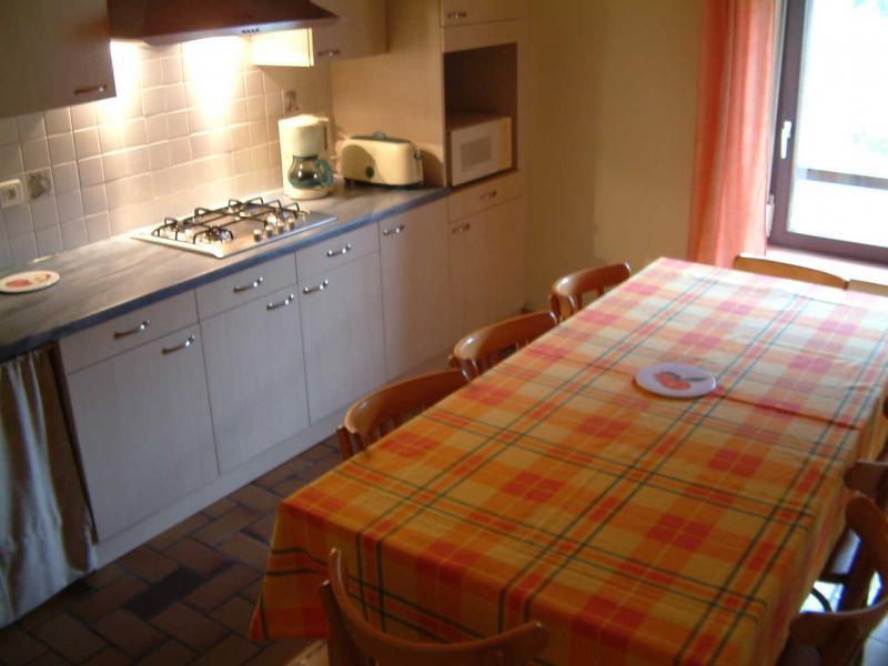 Cuisine indépendante Location Appartement 4539 La Bresse Hohneck