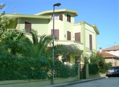 Vue extérieure de la location Location Appartement 45432 Roseto degli Abruzzi