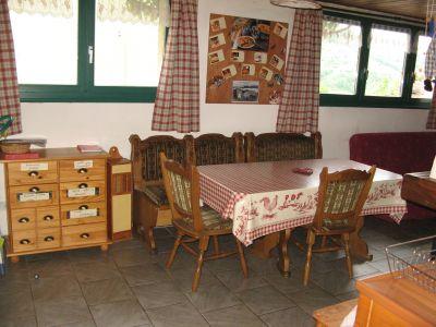 Salle � manger Location Gite 4549 La Bresse Hohneck