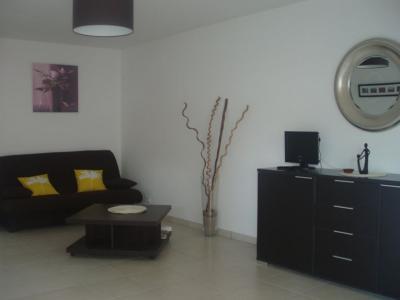 Séjour Location Appartement 45586 Calvi
