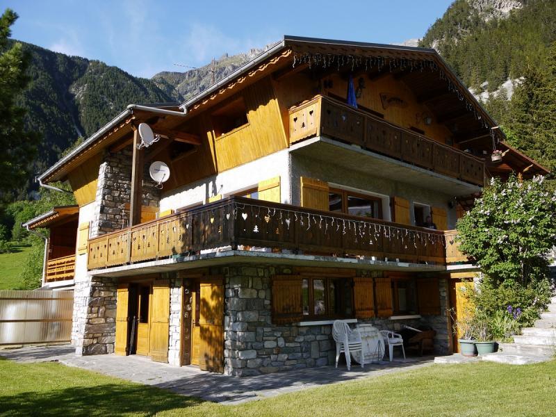 Vue extérieure de la location Location Gite 45684 Pralognan la Vanoise