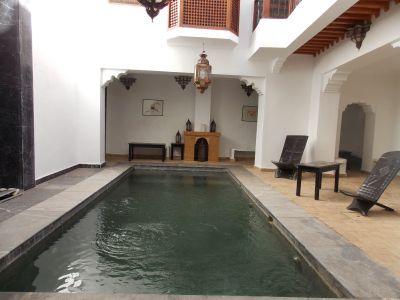 Piscine Location Chambre d'h�te 45751 Marrakech