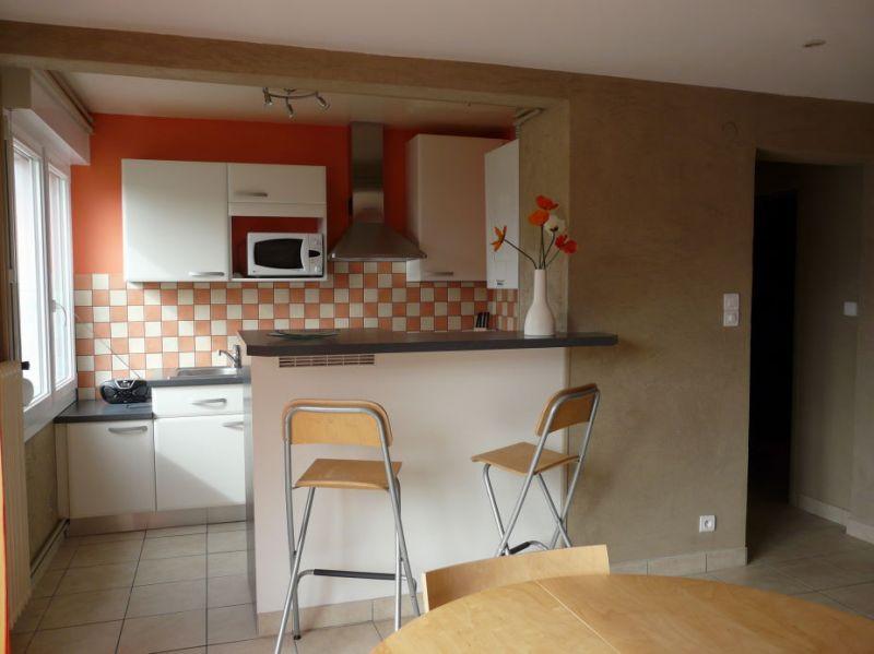 Cuisine américaine Location Appartement 4607 Gérardmer