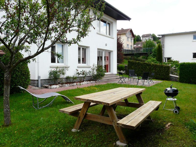 Jardin Location Appartement 4607 Gérardmer