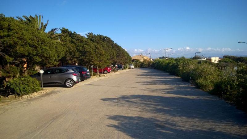Parking Location Studio 46170 Stintino